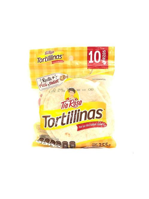 TORTILLAS DE HARINA - TÍA ROSA