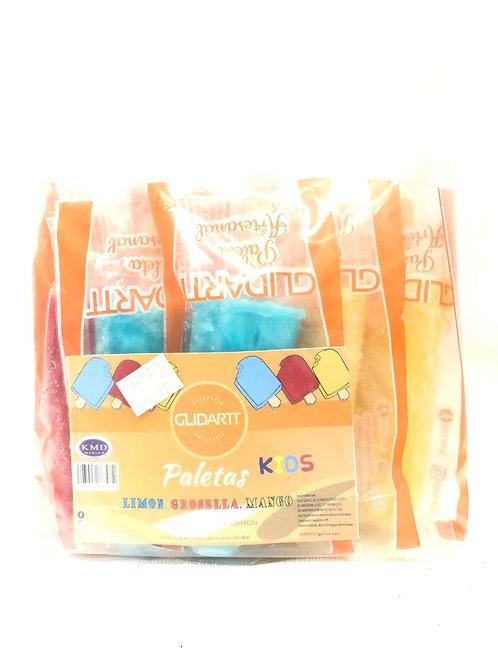 PALETAS KIDS - GLIDARTT