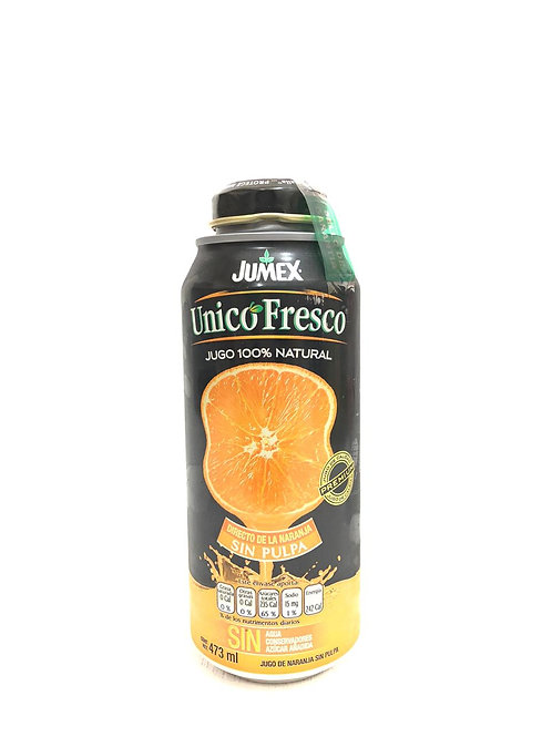 JUMEX UNICO FRESCO 473ML