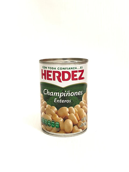 CHAMPIÑONES ENTEROS - HERDEZ