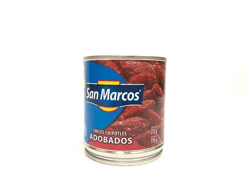 CHILES CHIPOTLES ADOBADOS - SAN MARCOS