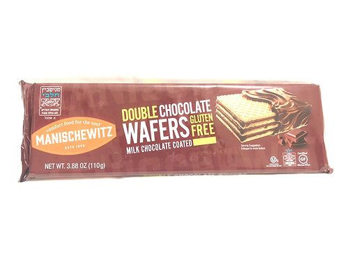 DOUBLE CHOCOLATE WAFERS - MANISCHEWITZ