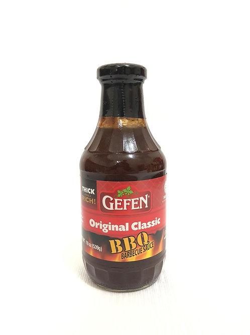 BBQ SAUCE - GEFEN