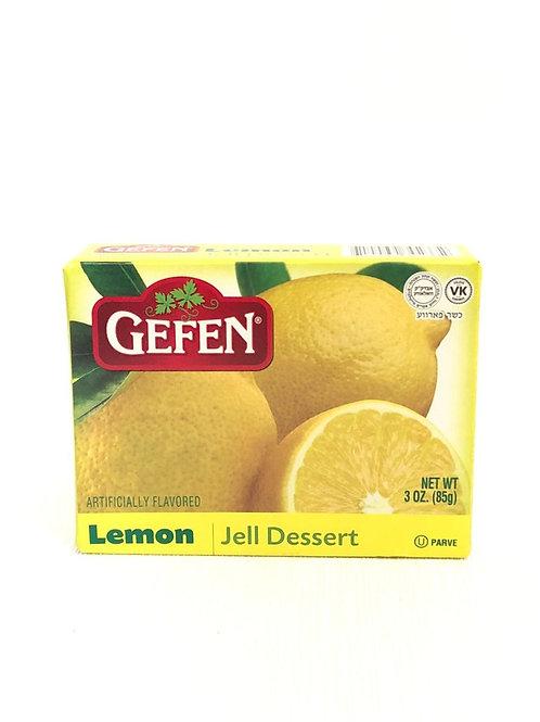 GELATINA DE LIMÓN - GEFEN