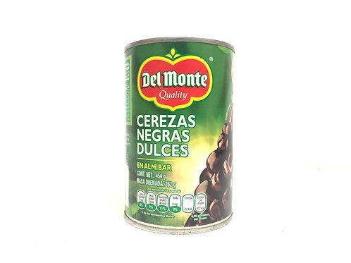 CEREZAS NEGRAS DULCES - DEL MONTE