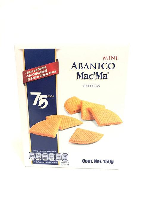 ABANICO MINI - MAC'MA