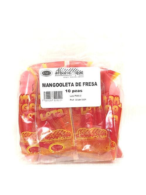 MANGOLETA DE FRESA - ALBARICOQUE