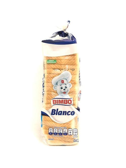 PAN BLANCO - BIMBO