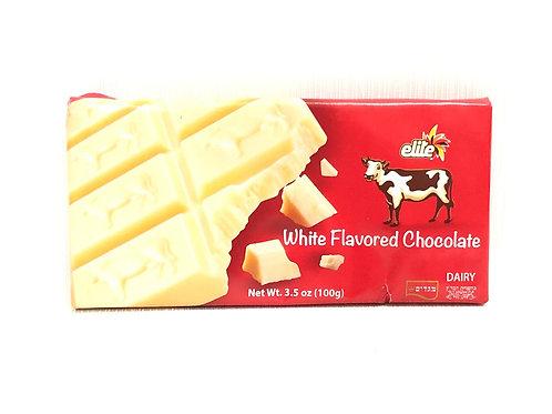 WHITE FLAVORES CHOCOLATE - ELITE
