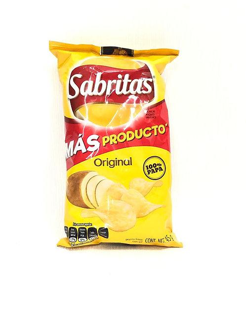 SABRITAS ORIGINAL