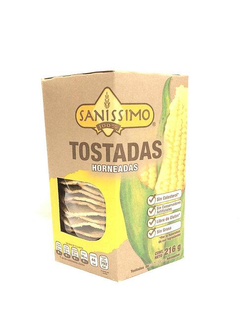 TOSTADAS - SANISSIMO