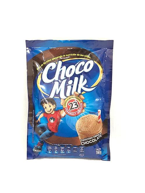 CHOCOLATE EN POLVO 160G - CHOCO MILK