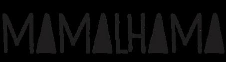 Mamalhama Logo Enxoval para bebês