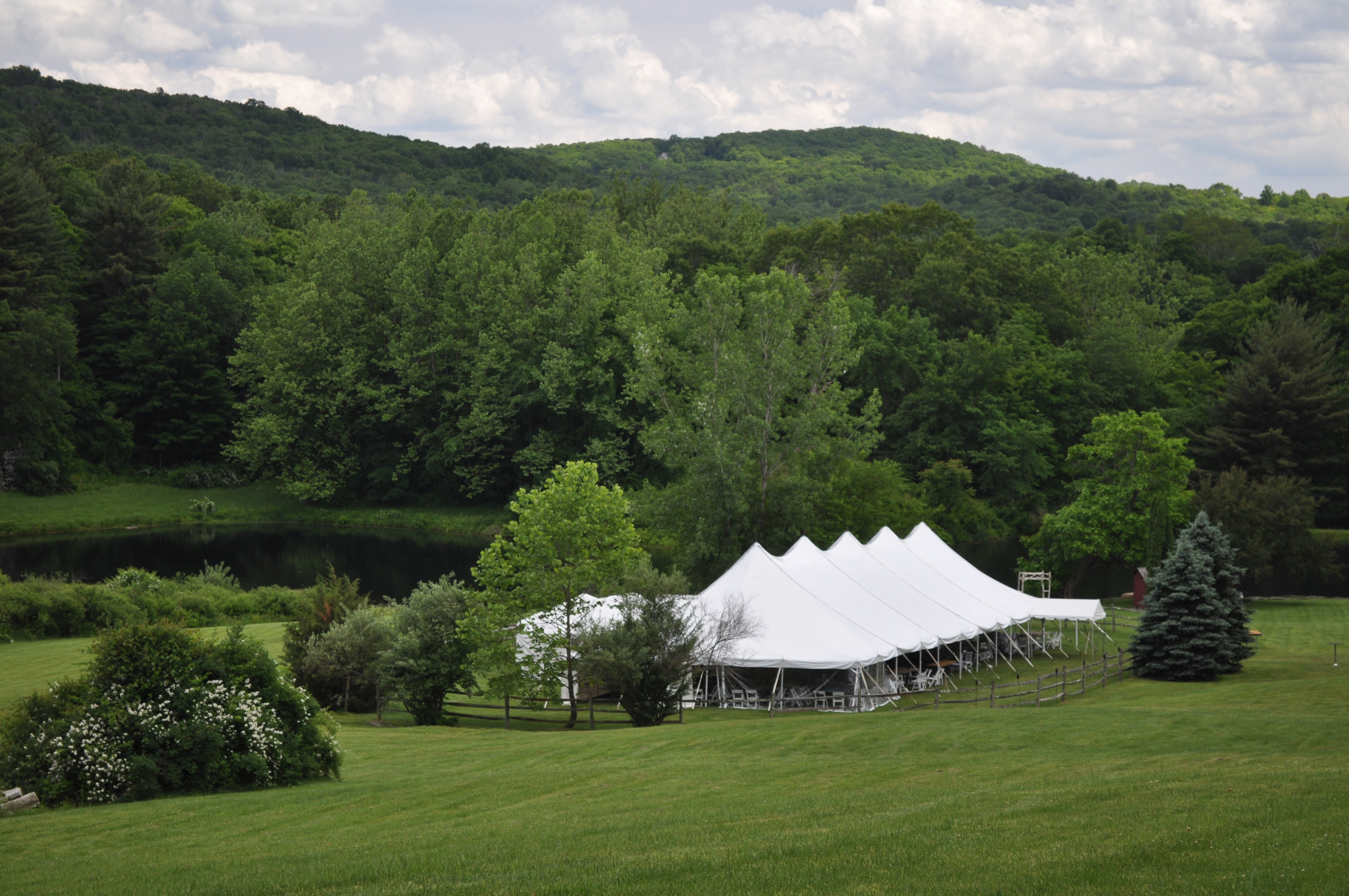 WBF Tented Event