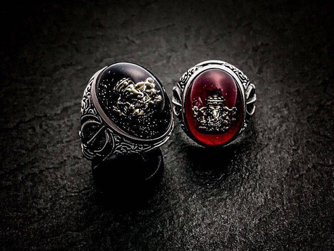 【ZOCALO】Floating Ganesh Ring 《商品介紹》