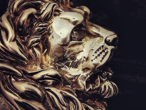 【KOOLOOK】ANIMAL-WORSHIP SILVER獅戒Leone Ring