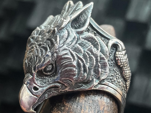 【 LegioMade 】Griffin Ring / Guardia Cover