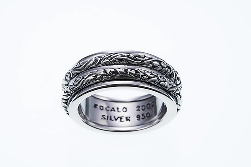 [ZOCALO] Double Spinning Ring