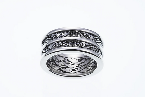 [ZOCALO] Double Ivy Ring