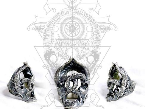 【LegioMade】Chaos Ring 深淵之戒 《商品介紹》