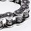 Thumbnail: [ZOCALO] Drive Chain Bracelet : (L) 7HOOK