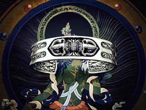 【ZOCALO】Crown Dorje Bangle《新品發表》