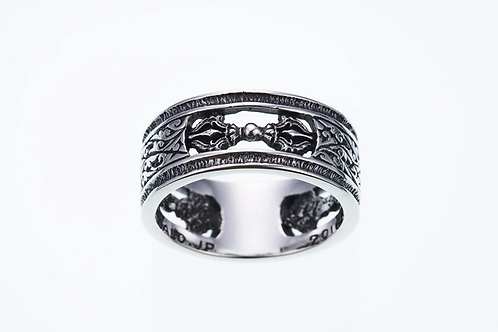 [ZOCALO] Triple Dorje Ring