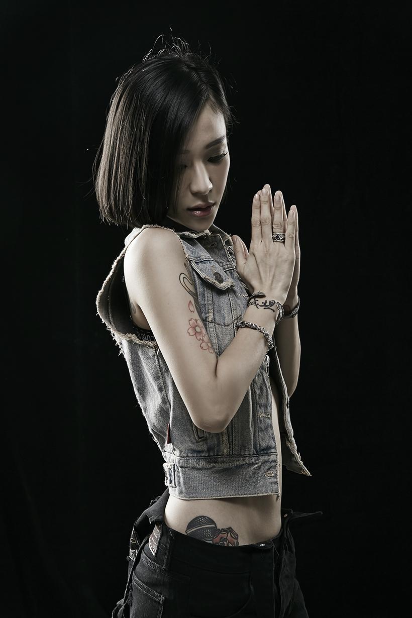 KOOLOOK銀飾穿搭 / 娜王Natasha