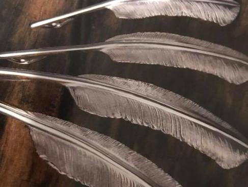 【LEGEND】羽毛系列