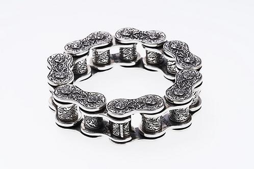 [ZOCALO] Drive Chain Bracelet : (L) 7HOOK