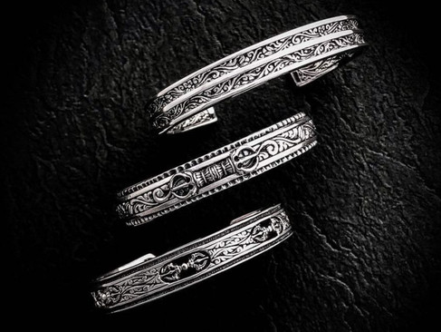 【ZOCALO】Bangle ( Ivy / Dorje ) 《商品介紹》