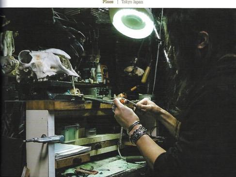【我們與主理的距離】by Silver Accessories Style Magazine Vol. 28 《第三彈:LegioMade》