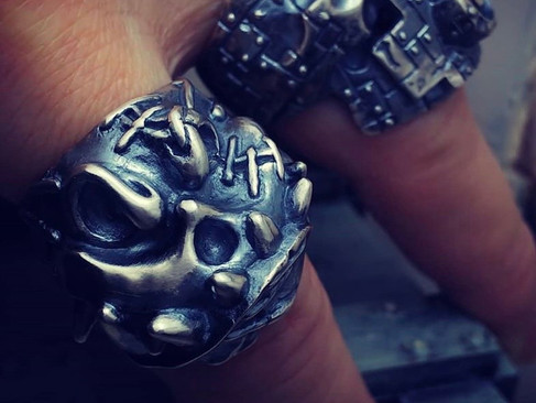 【Candy Rooney】Rooney - Beast Mode Ring