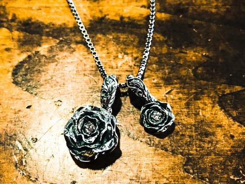 【ZOCALO】新品入荷-鑲鑽玫瑰