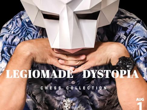【 LegioMade 】 Dystopia·敵托邦