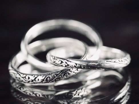 【 ZOCALO 】Triple Ring