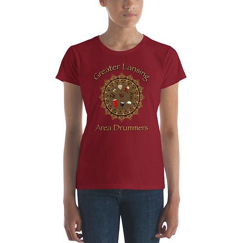 Anvil Women's short sleeve t-shirt