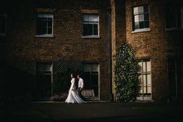 Cambridge Cottage Kew Gardens Wedding | Kew Gardens Wedding Photographer | Lucky Sam Wedding Photographer