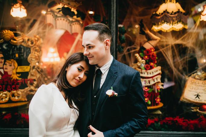 Brighton Wedding | Brighton Sussex Wedding Photographer | The Laines Brighton | Lucky Sam Wedding Photographer