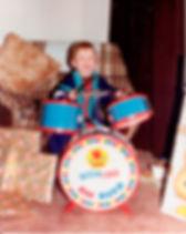 lucky sam drummer