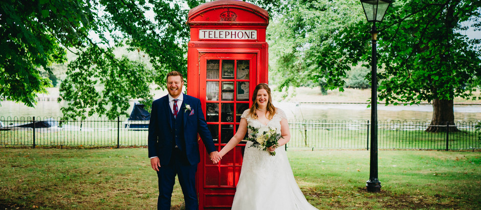 Sophie and Tom's Wedding