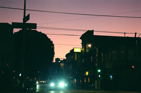 """""""Untitled (Sunset)"""""""