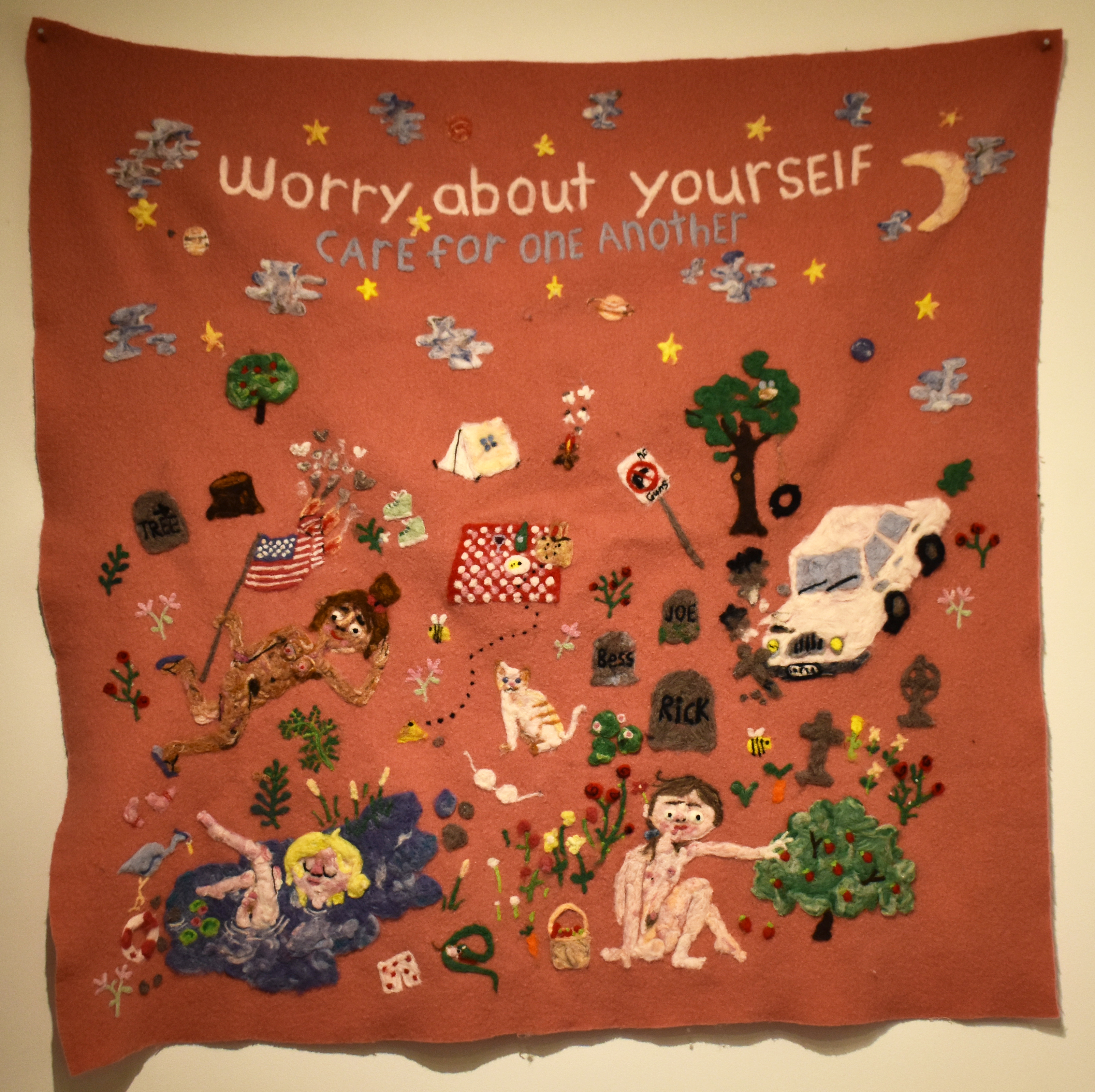 "Cole Montminy ""Worry About Yourself"""