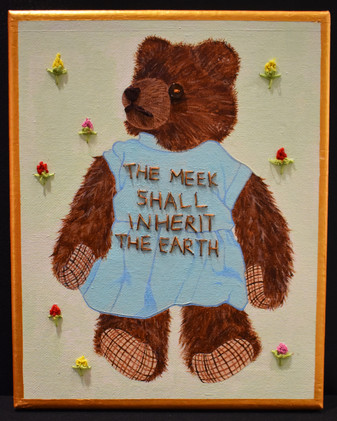 """""""The Meek Shall Inherit the Earth"""""""