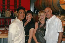Alex, Julissa, Marilyn and Rick