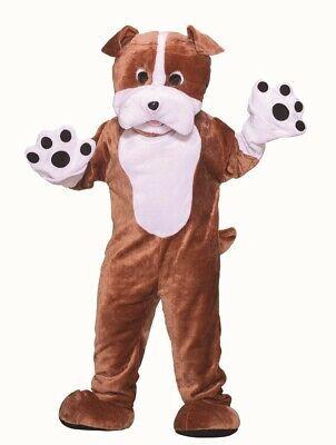Bull Dog Mascot Costume