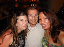 Leah, Mike and Karen