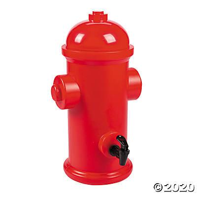 Fire Hydrant Beverage Dispenser