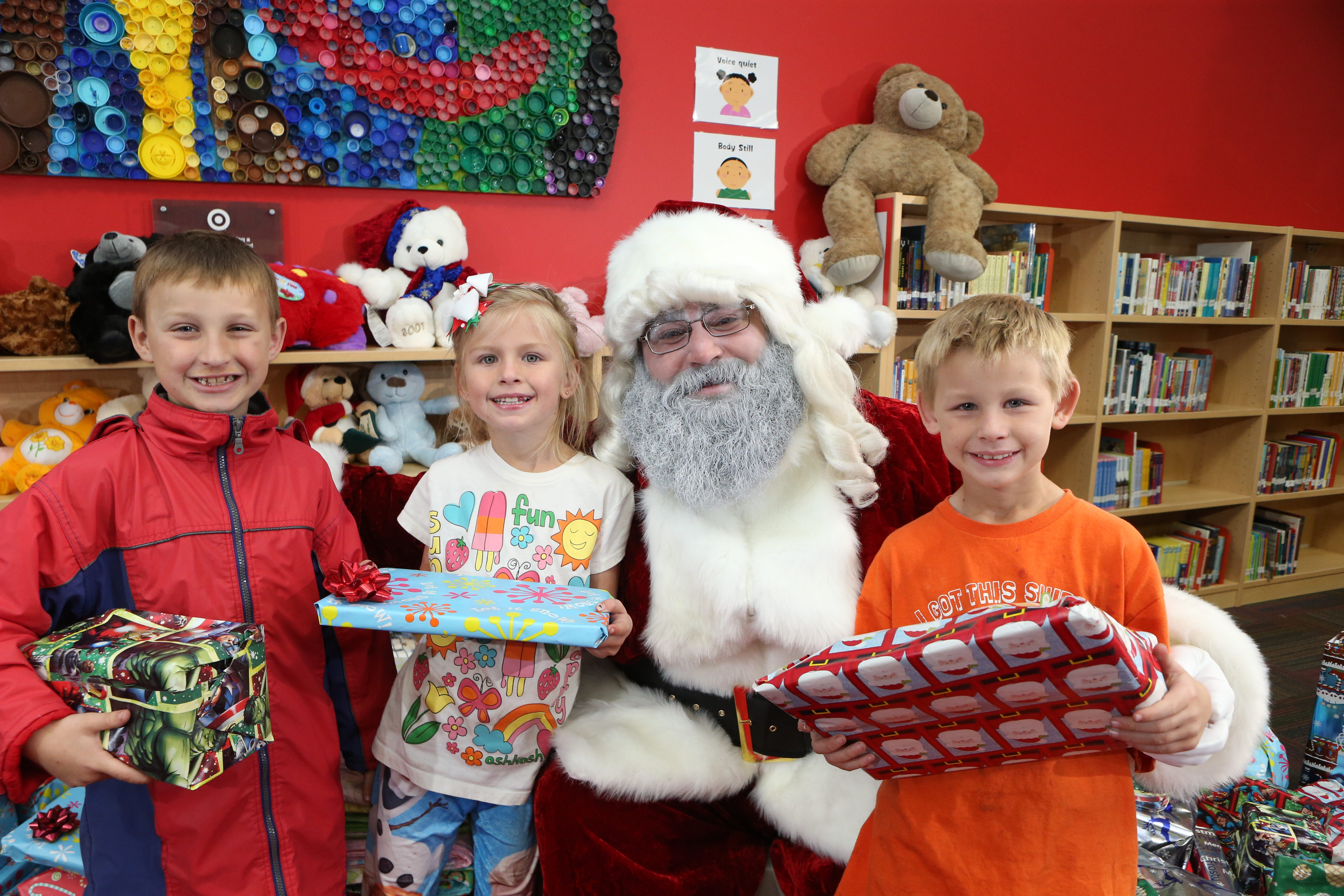 Miller Elementary School - Christmas Miracle 119