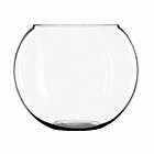 "Decorative 8"" Glass Bowl"